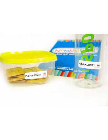 Etiquetas Adhesivas para Objetos -...